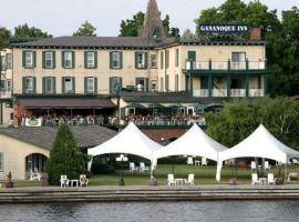 The Gananoque Inn & Spa, hotel em Gananoque