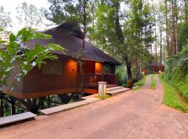The Tamara Coorg, spa hotel in Kakkabe