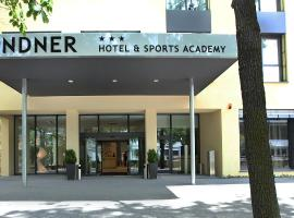 Lindner Hotel & Sports Academy, hotel near Commerzbank-Arena, Frankfurt/Main