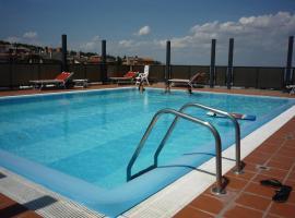 Hotel Montecarlo, hotel in Chianciano Terme