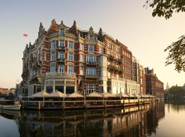 De L'Europe Amsterdam – The Leading Hotels of the World, hotel near Rembrandtplein, Amsterdam