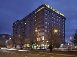 Hotel Blanca de Navarra, hotel perto de Aeroporto de Pamplona - PNA,