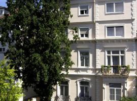 Hotel Beethoven: Frankfurt am Main şehrinde bir otel