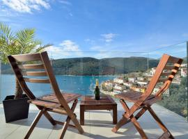 Apartments Palma Rabac, pet-friendly hotel in Rabac
