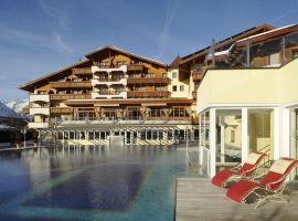 Alpenpark Resort Superior, Hotel in Seefeld in Tirol