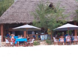 Baraka Beach Bungalows, hotel a Nungwi