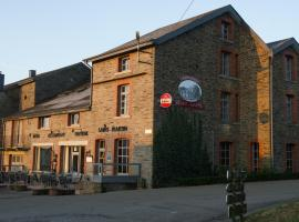 Auberge Saint-Martin, hotel in Orchimont