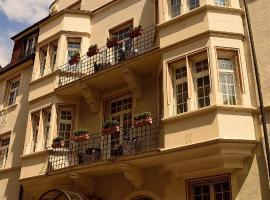 Hotel Minerva, Hotel in Freiburg im Breisgau