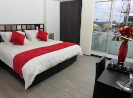 Hotel Ariston AW, hotel v destinaci Bogotá