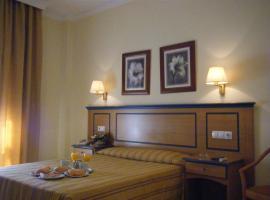 Hotel Mirador, hotell nära Gibraltar internationella flygplats - GIB, Algeciras