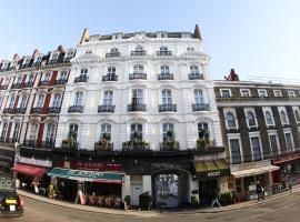 Ascot Hyde Park Hotel, hotel in Paddington, London
