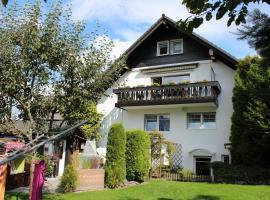 Ferienwohnung Kordes, budget hotel in Winterberg