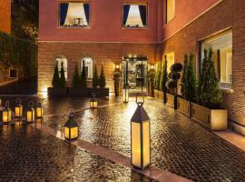 Pepoli9 Design Suites Rome, hotel in zona Terme di Caracalla, Roma
