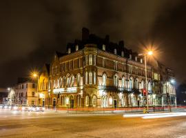 The Duke of Edinburgh Hotel & Bar, hotel in Barrow in Furness