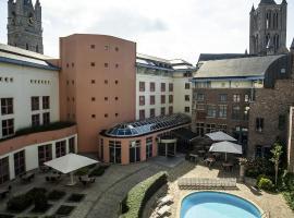 Novotel Gent Centrum, hotel dicht bij: Muziekcentrum De Bijloke, Gent