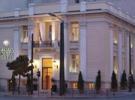 Acropolis Museum Boutique Hotel, hotel near Filopappos Hill, Athens