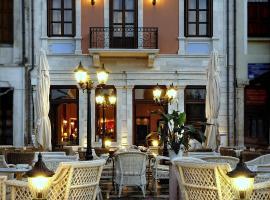 Civitas Suites Hotel, appartamento a Rethymno