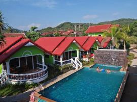 Nature Beach Resort, Koh Lanta, hotel in Ko Lanta