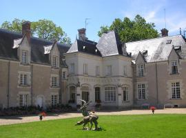 Château De Razay, hôtel à Céré-la-Ronde
