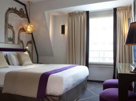Hotel Yllen Eiffel, hotel near City Hall of the 15th district of Paris, Paris