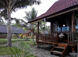 Mina Tanjung Hotel, hotel near Tiu Gangga Waterfall, Tanjung