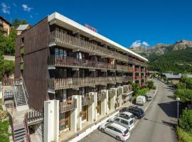 Hotel Plein Soleil, hotel in Allos