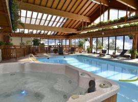 Hotel Le Ferraillon, hôtel à Abondance
