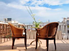 Hotel Balear, отель в Кан-Пастилье