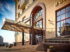 Hotel Minsk, hotel in Minsk
