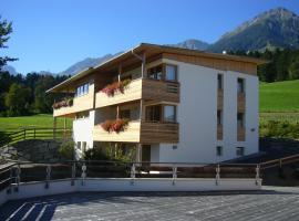 Appartement Karlhof, apartment in Innsbruck