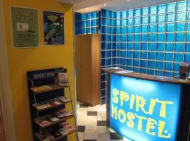 Spirit Hostel and Apartments, hostelli Belgradissa