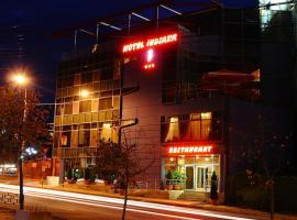 Indiana Hotel, hotel near Palace of Culture, Iaşi