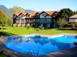 Hotel Pucon Green Park, hotel em Pucón