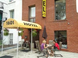 Hotel Bon Accueil, hotel near University of Quebec in Montreal UQAM, Montreal