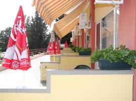 Hotel Holiday Rodopi, хотел в Созопол