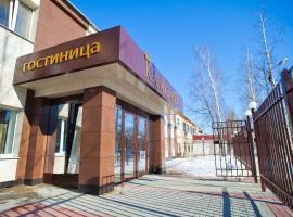 Гостиница Камелот, отель в Калуге