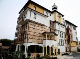 Хотел Ханът, хотел в Св. Св. Константин и Елена