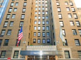 San Carlos Hotel New York, hotel near United Nations Headquarters, New York