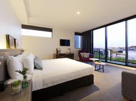 Alpha Mosaic Hotel Fortitude Valley Brisbane, hotel near New Farm Riverwalk, Brisbane