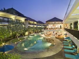 Away Bali Legian Camakila Resort, boutique hotel in Legian