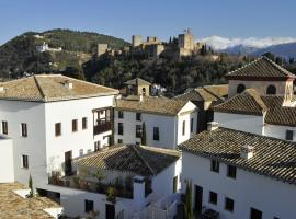 Smart Suites Albaicin, hotel a Granada
