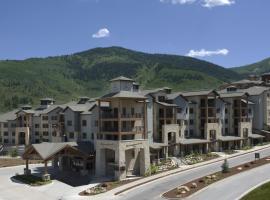 Silverado Lodge Park City - Canyons Village, lodge in Park City
