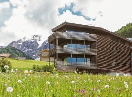 Saleghes Mountain Residence, hotel in Selva di Val Gardena