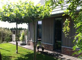 De Greenhouse, Free parking, holiday home in Amsterdam