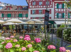 Hotel Hofgarten Luzern, hotel in Lucerne