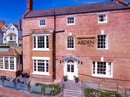 The Arden Hotel Stratford - Eden Hotel Collection, hotel in Stratford-upon-Avon