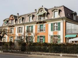 Luxury Apartments Justingerweg / Helvetiaplatz Bern, hotel near Paul Klee Museum, Bern