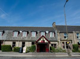 Innkeeper's Lodge Edinburgh, Corstorphine, hotel in Edinburgh