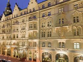 Hotel Paris Prague, hotel near Florenc Central Bus Station, Prague