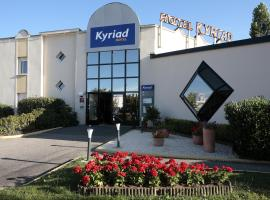 Kyriad Limoges Sud - Feytiat, hôtel à Feytiat près de: Golf de Limoges